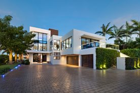 exterior of 2665 castilla isle during day | Florida Luxurious Properties South Florida Luxury Real Estate