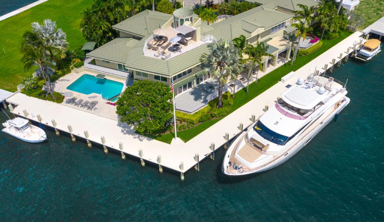 2400 Laguna Drive | Florida Luxurious Properties | Luxury Waterfront Property In Fort Lauderdale