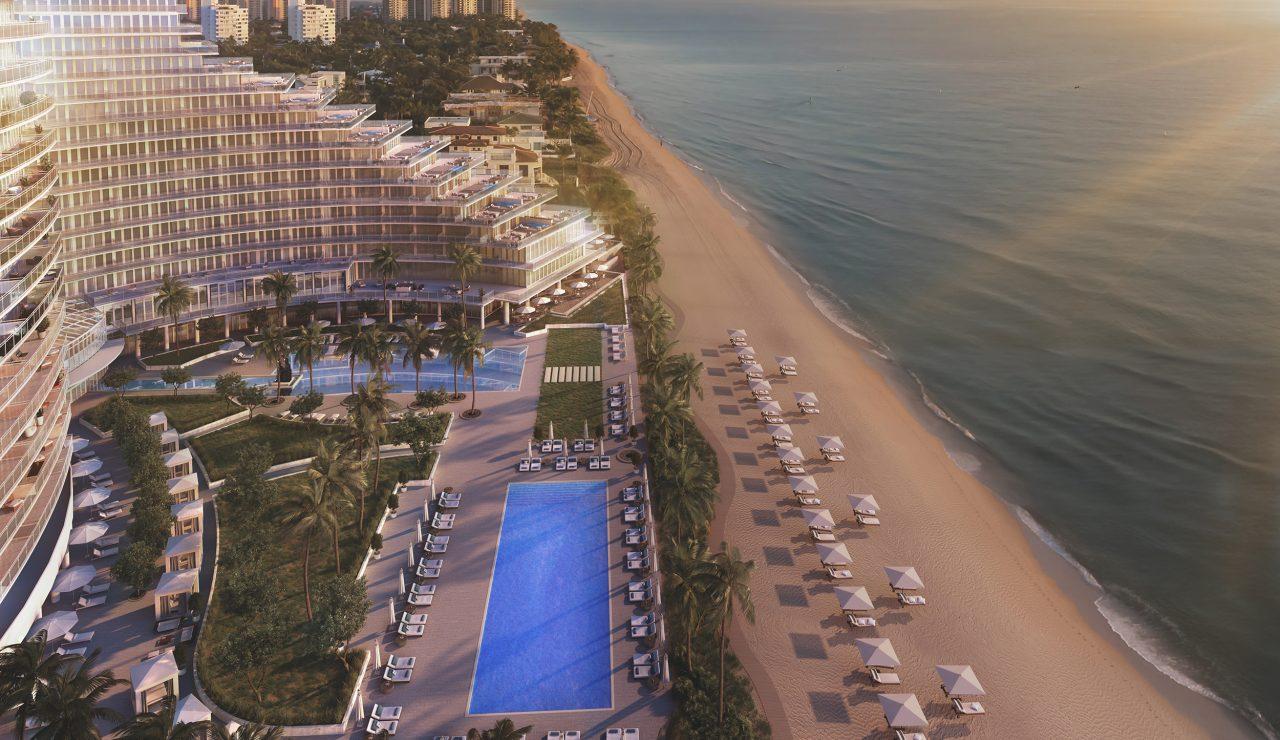 2200 North Ocean Boulevard #N1601 | South Florida Luxury Real Estate Listing | South Florida Real Estate