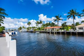 waterfront property south florida | 2519 lucuille drive