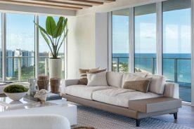 interior of 2200 North Ocean Boulevard #N1601 | florida luxurious properties