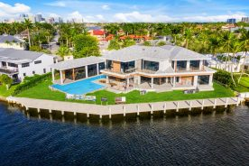 waterfront property in south florida   luxury real estate fort lauderdale   florida luxurious property