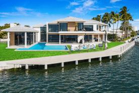 waterfront property in south florida   60 Isla Bahia Drive   Florida Luxurious Property