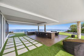 Image of 1 N Fort Lauderdale Beach Boulevard #2302 Patio overlooking ocean | Florida Luxurious condos | Luxury Condo in Fort Lauderdale | luxury condo for rent in fort lauderdale | luxury rental in fort lauderdale | luxury home for sale | luxury condo for sale