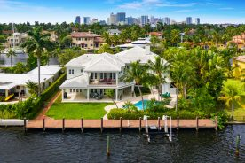 Luxury Waterfront property in Fort Lauderdale   400 Isle of Palms Drive