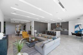 living space of 188 nurmi drive | florida luxurious properties