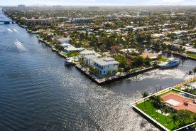 high-end waterfront property | 2820 NE 7th Street
